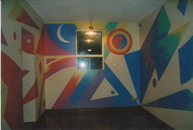 Abstract Playroom