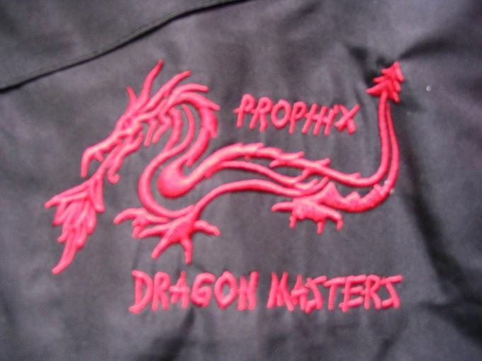 Dragon Masters Uniform
