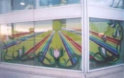 Window Murals