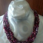 Pink Parade Ribbon Necklace 2 Resize